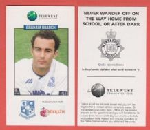 Tranmere Rovers Graham Branch